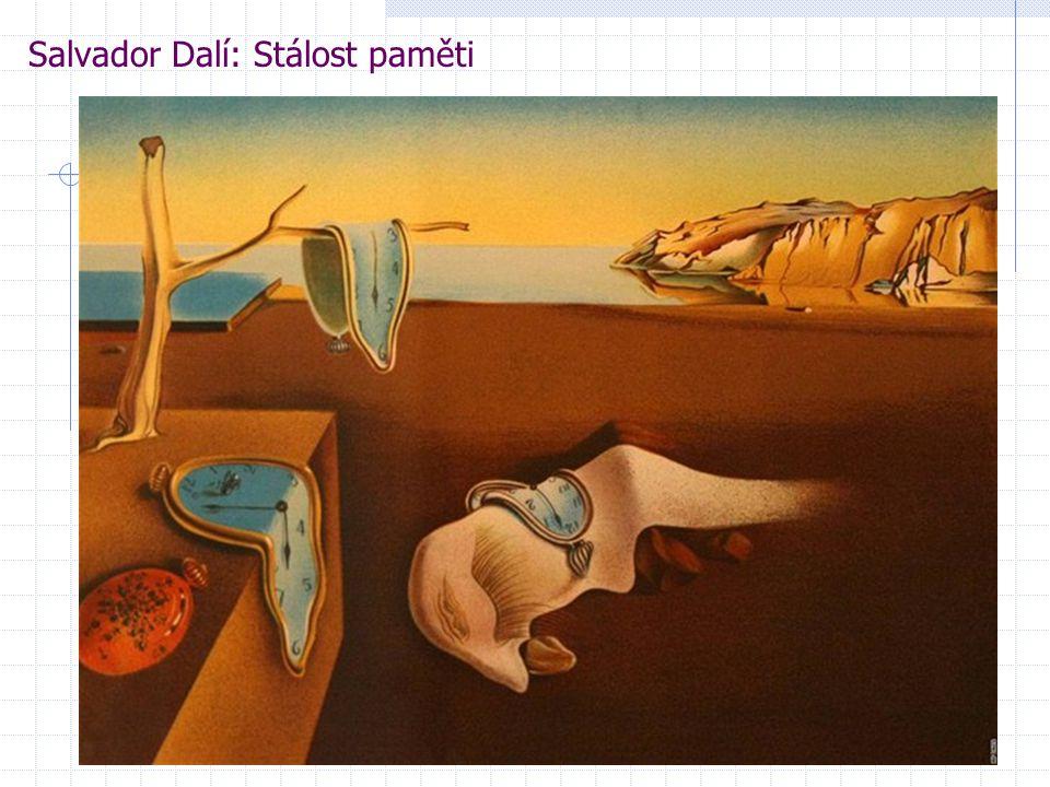 Salvador Dalí: Stálost paměti