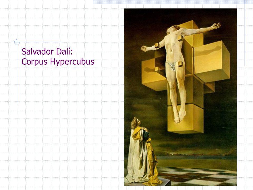 Salvador Dalí: Corpus Hypercubus