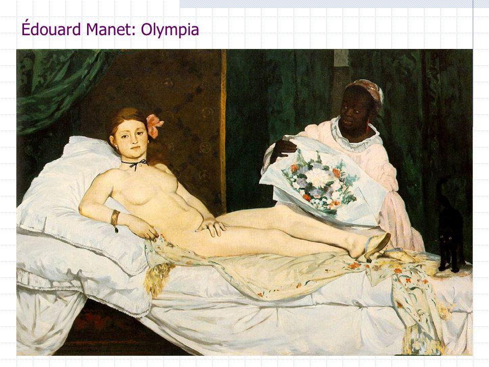 Édouard Manet: Olympia