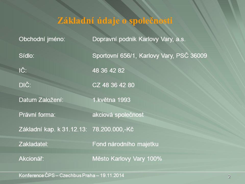 2 Obchodní jméno:Dopravní podnik Karlovy Vary, a.s.