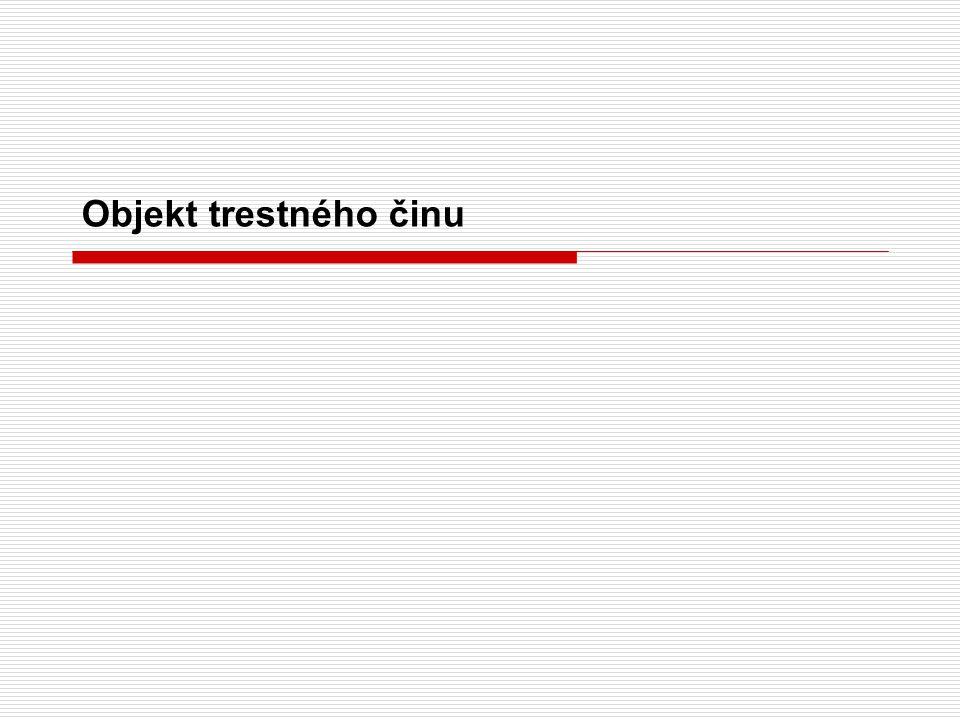 Kvalifikace TČ  Určení indiv.