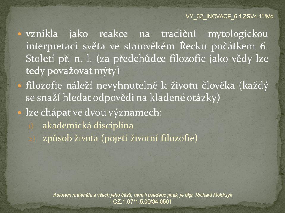  STÖRIG, Hans Joachim.Malé dějiny filozofie. Praha: ZVON, 1996.