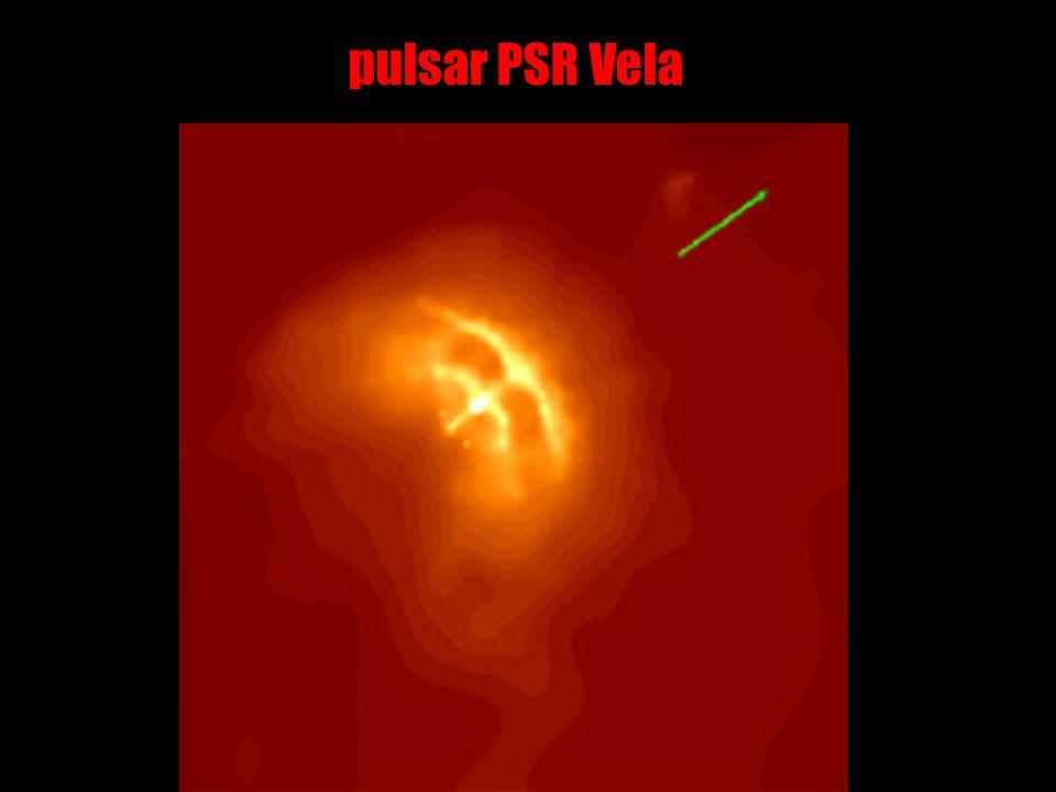 pulsar PSR Vela