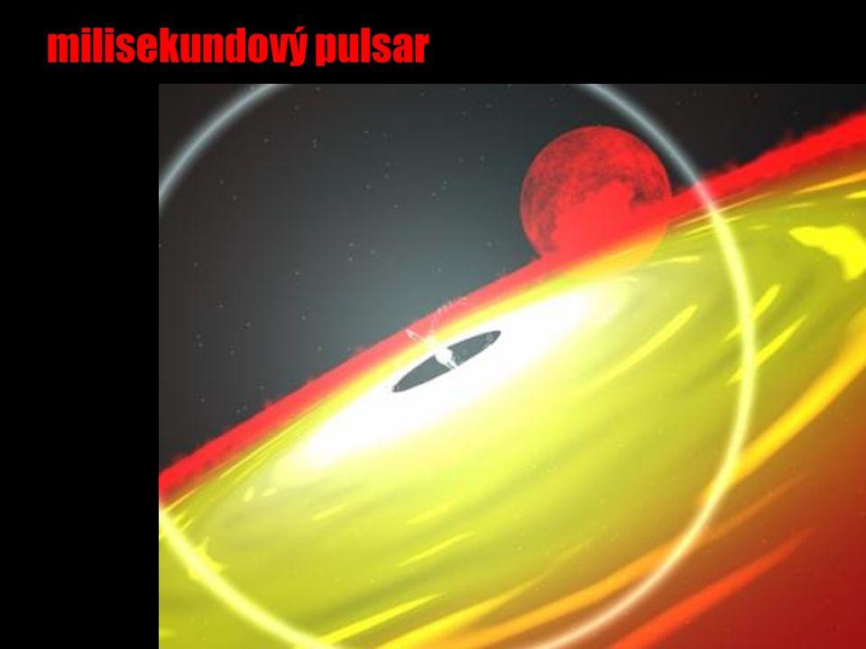 milisekundový pulsar