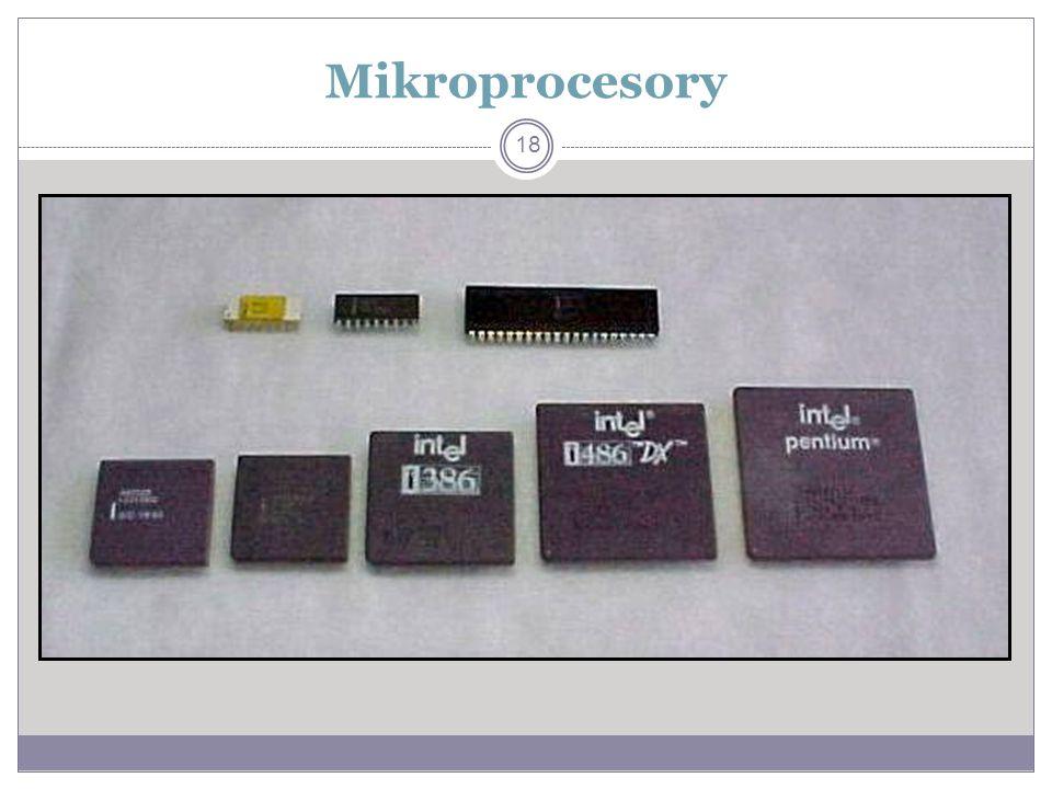 Mikroprocesory 18