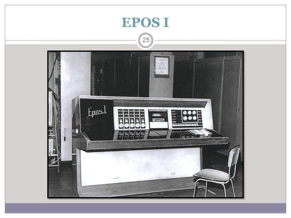 EPOS I 25