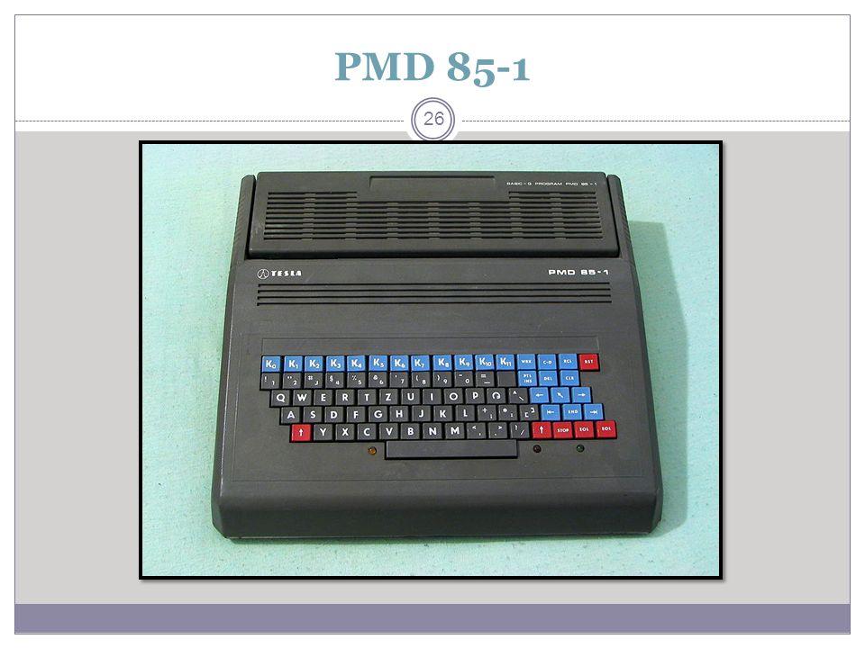 PMD 85-1 26