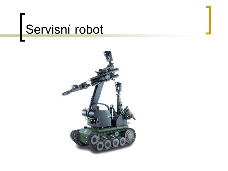 Servisní robot
