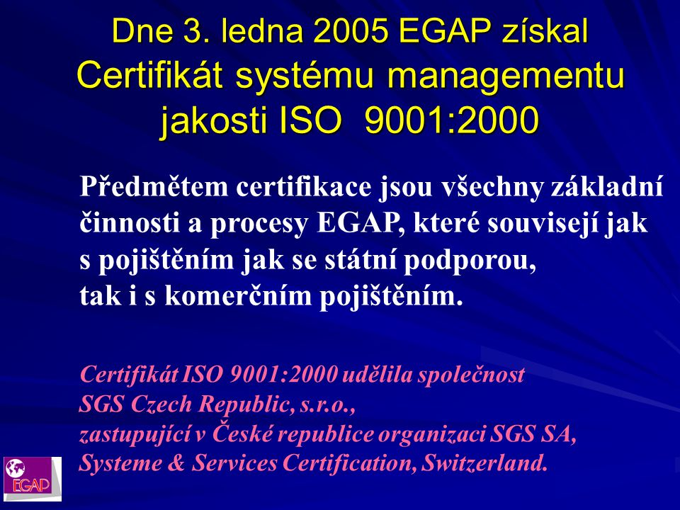 Členění hospodářského výsledku na pojištění se státní podporou a komerční pojištění (v mil.