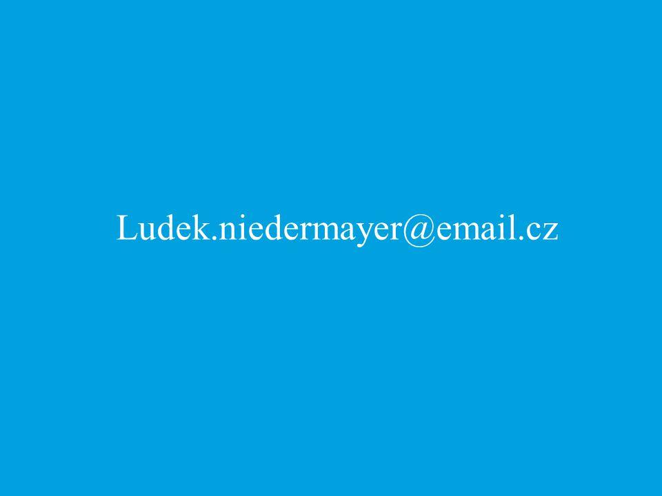 Ludek.niedermayer@email.cz