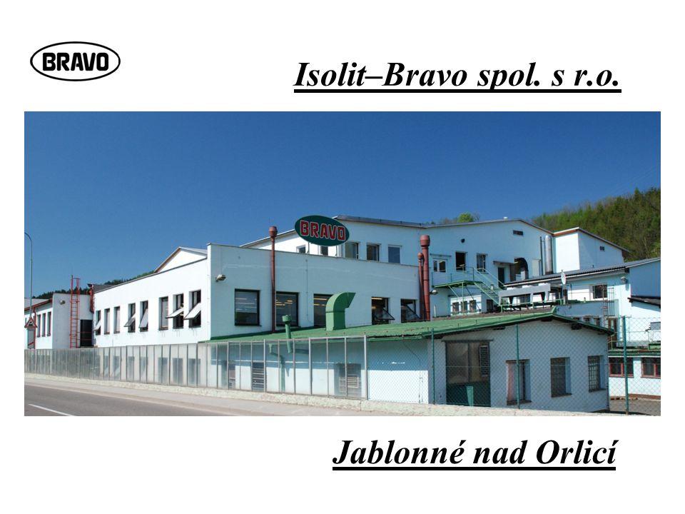 Isolit–Bravo spol. s r.o. Jablonné nad Orlicí