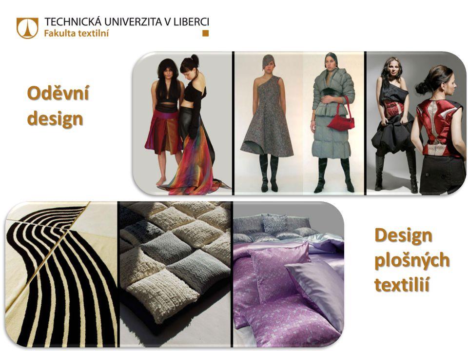 Oděvnídesign Designplošnýchtextilií
