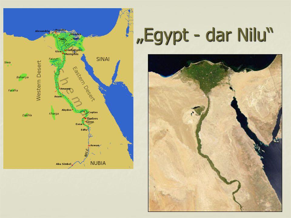 """Egypt - dar Nilu"""