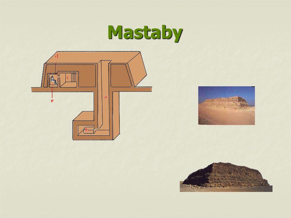 Mastaby