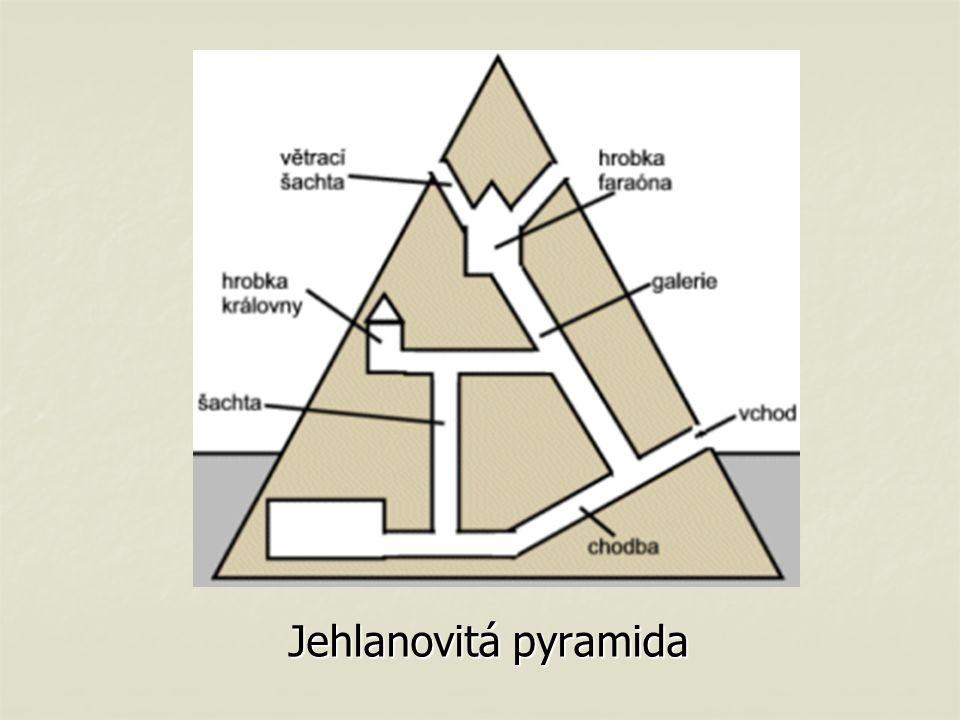 Jehlanovitá pyramida