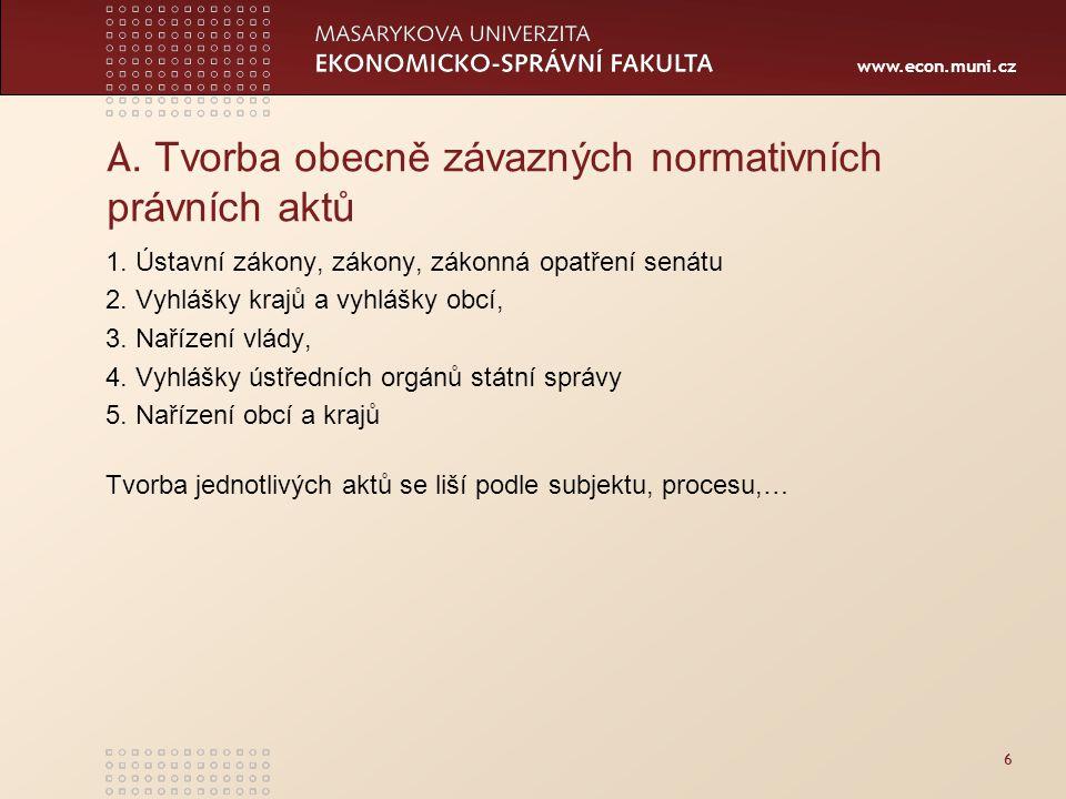 www.econ.muni.cz 7 A.1.