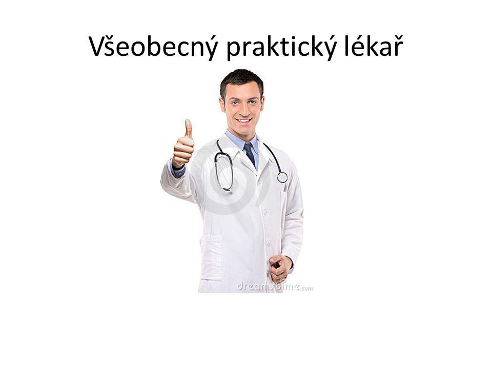 Všeobecný praktický lékař