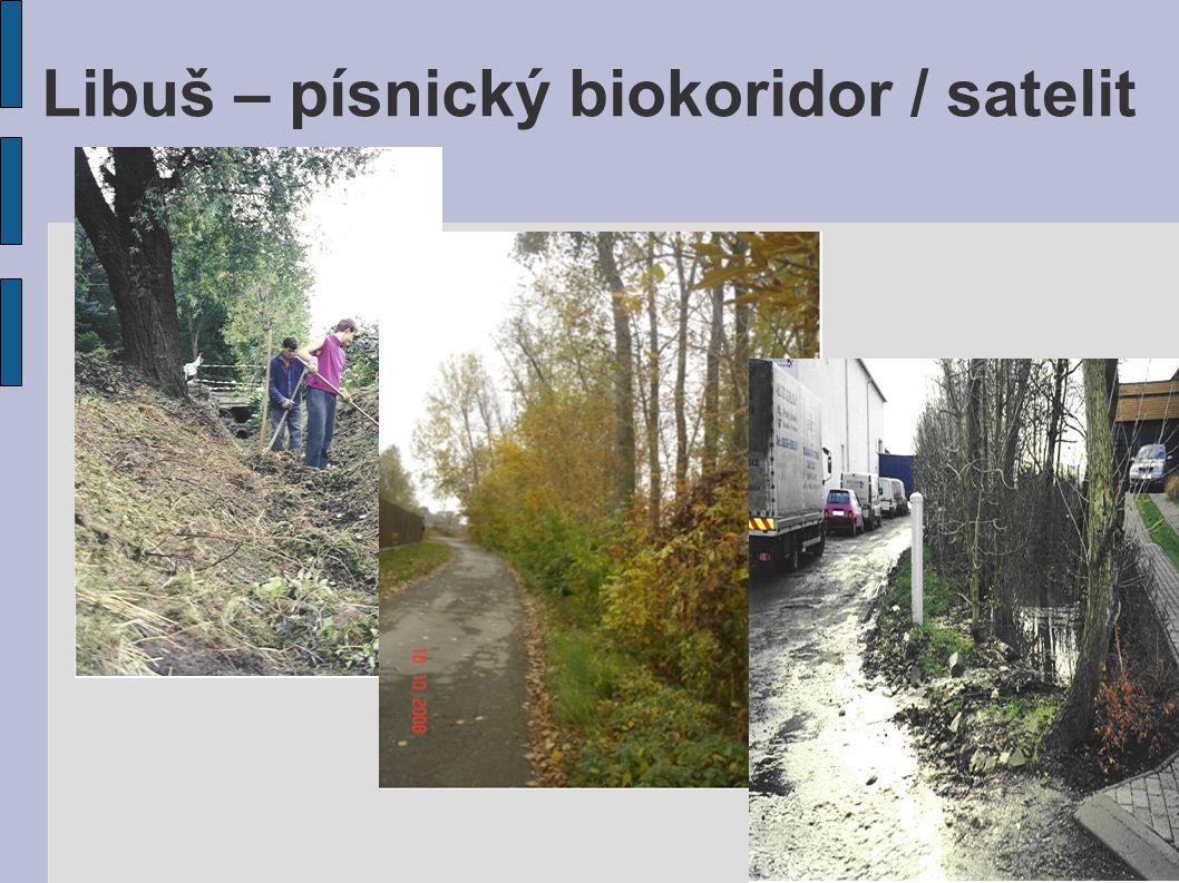 Libuš – písnický biokoridor / satelit