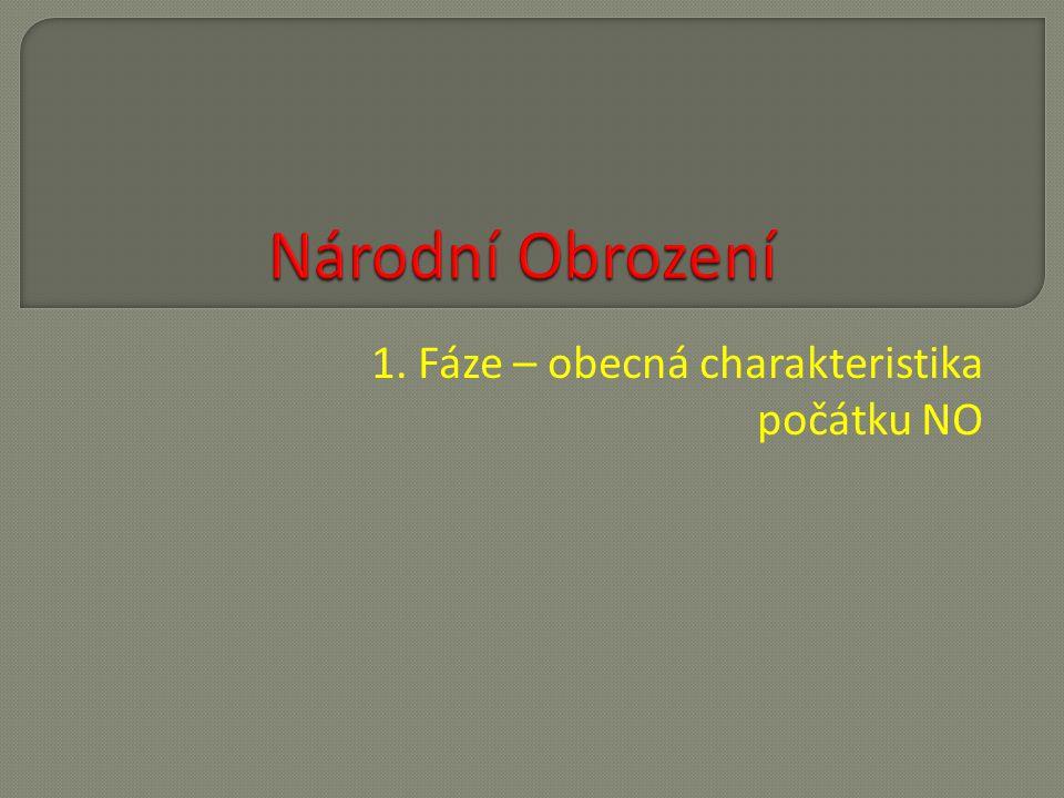 Navazující prezentace: VY_32_INOVACE_ ČjL.2.04 - Národní obrození - 1.fáze – péče o jazyk Pokud není uvedeno jinak, jsou použité objekty vlastní originální tvorbou autora.