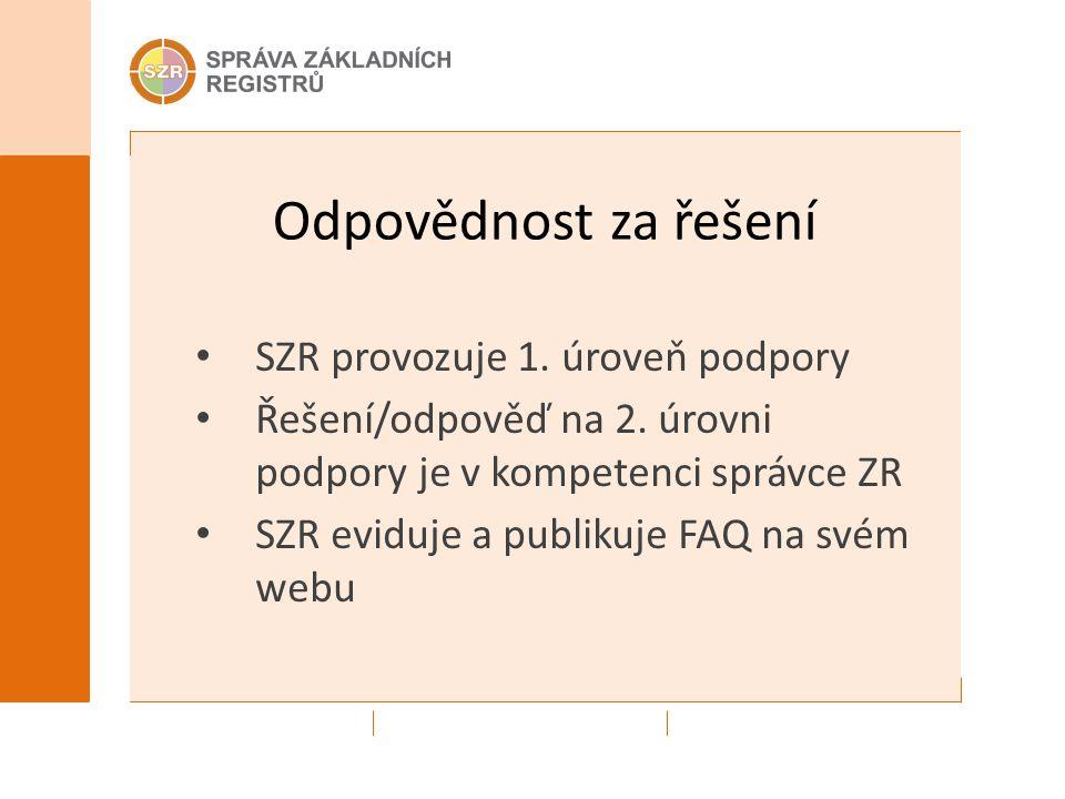 "Vazba Helpdesk - Kraj Krajský metodik ZR SPOC pro Helpdesk za kraj ""První linie v kraji pro OVM, ORP,…"