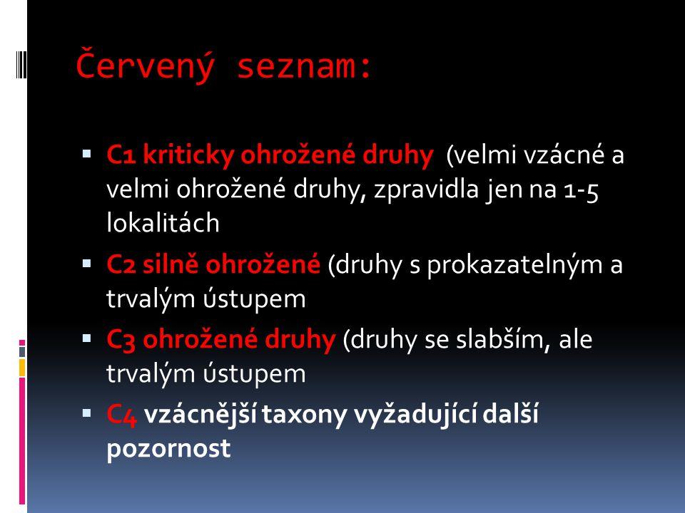 C1 rostliny Hořec českýKandík psí zub