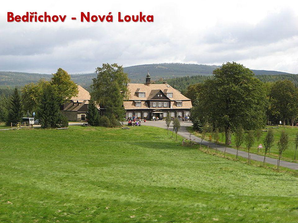 Bedřichov - Nová Louka