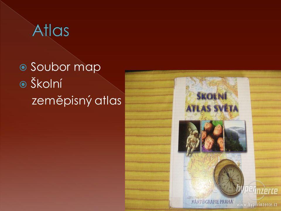  Mapy určitých oblastí Zakresleny jsou zde :  Malá města  Vesnice  Barevné turistické značky  Polní cesty …