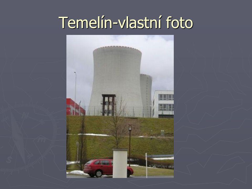 Temelín-vlastní foto