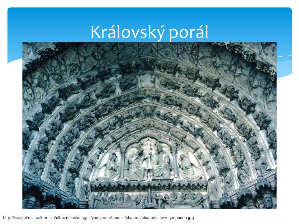 Královský porál http://www.ultreia.cz/domain/ultreia/files/images/jine_poute/francie/chartres/chartres5-levy-tympanon.jpg