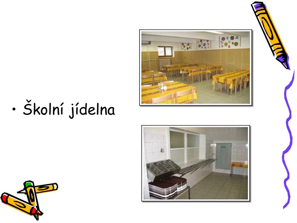 Součástí školy je: Školní družina