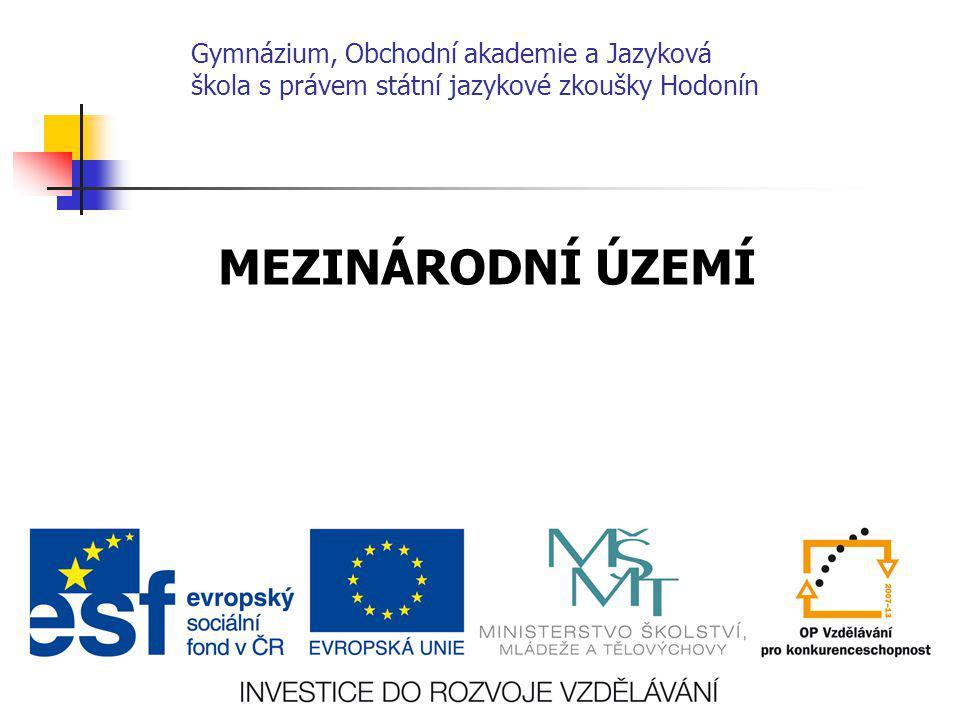 Číslo projektu CZ.1.07/1.5.00/34.0266 Číslo materiálu VY_32_INOVACE_KvK_HZ_2OA_16 Autor Mgr.