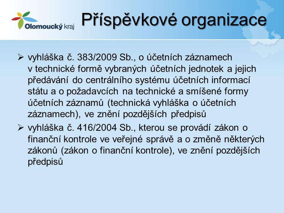 Český účetní standard č.701 – Účty a zásady účtování na účtech  Český účetní standard č.