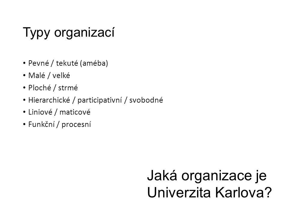 Liniová struktura Podnik (celek) Factory / Plant / Office Divize (část podniku) Division / Business Unit Úsek (velká část) Division / Section Oddělení (malá část) Department / Dept.