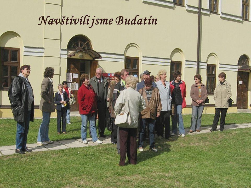 Navštívíli jsme Budatín