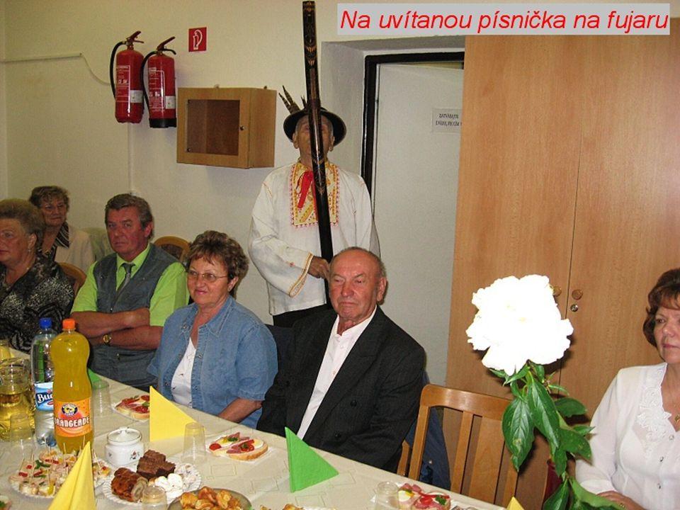 Společně jsme si zazpívali české i slovenské písničky