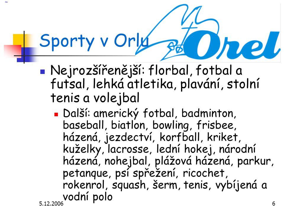 5.12.20067 Historie Orla 90-letá tradice několikrát zrušen a znovuobnoven na přelomu 20.
