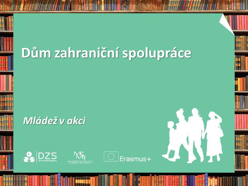 Erasmus+ - Mládež v akci Obecné cíle Rozvíjet kompetence (znalosti, dovednosti a postoje) mladých lidí a pracovníků s mládeží (včetně těch s omezenými příležitostmi) skrze neformální vzdělávání Podporovat jejich participaci v demokratickém životě a na trhu práce, jejich aktivní občanství, interkulturní dialog, sociální inkluzi a solidaritu Zlepšit kvalitu práce s mládeží v Evropě i v sousedních zemích Přispět k politickým reformám na místní, regionální a národní úrovni, podporovat rozvoj politiky mládeže založené na znalostech a faktech, uznávání neformálního a informálního učení Podpora mezinárodní dimenze aktivit mládeže a role pracovníků s mládeží a organizací jako podpůrné struktury pro mladé lidi, především skrze propagaci mobility a spolupráce mezi EU, organizace z partnerských zemí a mezinárodními organizacemi a skrze cílené budování kapacit v partnerských zemích 2