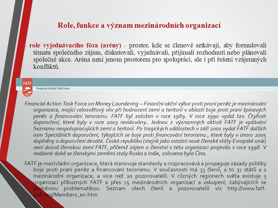 Česká republika ve WTO Československo bylo zakládajícím členem GATT a nikdy z organizace nevystoupilo, i když se do r.