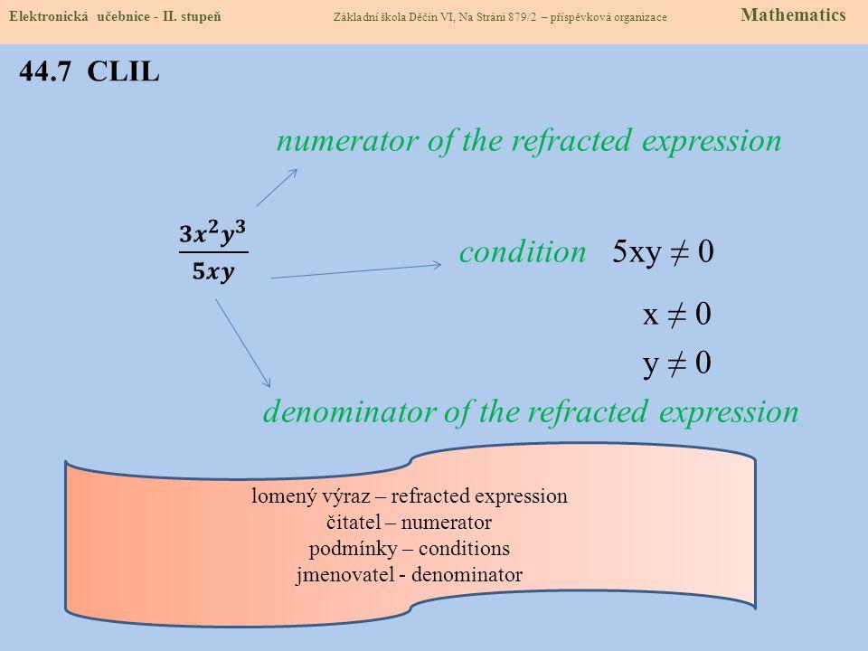 44.8 TEST Odpověď : 1.a 2. c 3. d 4. b Elektronická učebnice - II.