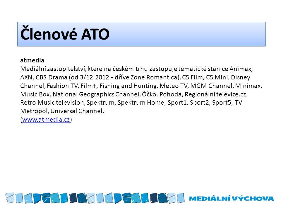 Výsledky měření http://www.ato.cz/vysledky