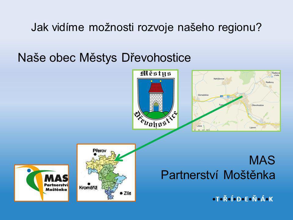Jak vidíme možnosti rozvoje našeho regionu.