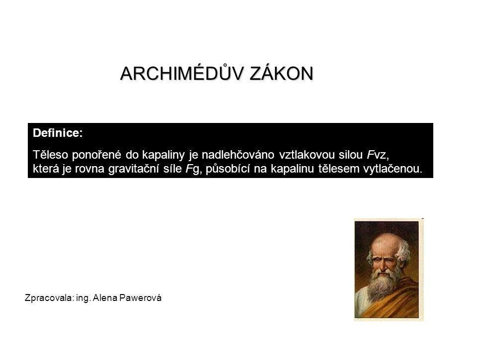 Vrána a Archimédův zákon Nejen že vrána obelstila lišku, ale dokázala využít Archimédův zákon ku svému prospěchu.