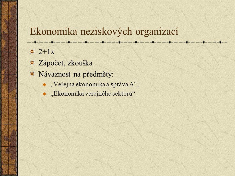 Literatura ke studiu Základní literatura: REKTOŘÍK, J.