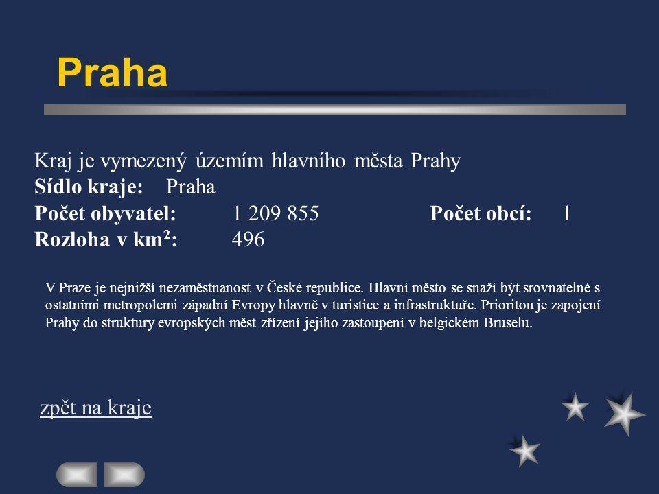 Nové územně správní členění ČR 14 nových krajů.............