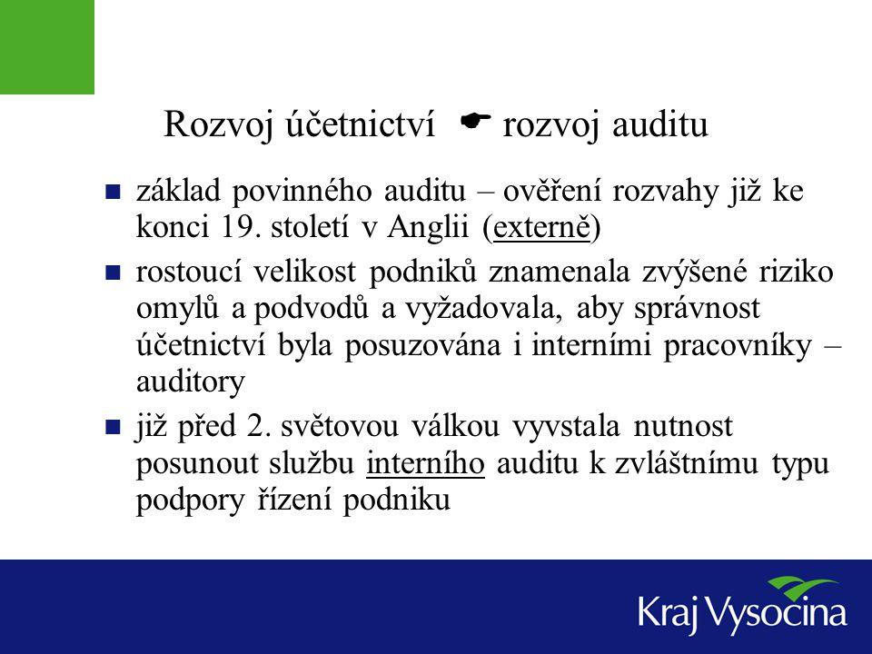 Cíle finanční kontroly - § 4 Zákon respektuje obecné cíle FK v souladu se zásadami obsaženými ve směrnici Mezinárodní organizace nejvyšších kontrolních institucí (INTOSAI) z roku 1992 Základní zaměření: posuzování výkonu veřejné správy (jak měřit výkon veřejné správy?)