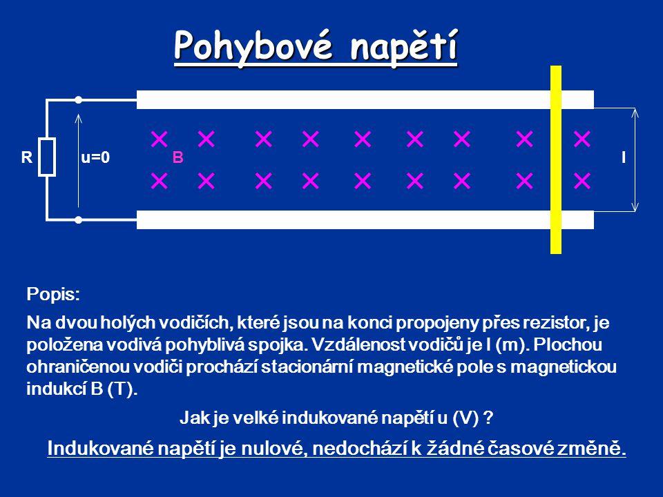 Vzájemná indukčnost – M (H) Vztah mezi vlastní a vzájemnou indukčností u>0u>0 N1N1 N2N2 ∆i/∆t ∆  /∆t Levou i pravou stranu rovnice pro vzájemnou indukčnost umocníme Vzájemná indukčnost M lze vyjádřit pomocí vlastní indukčnosti: