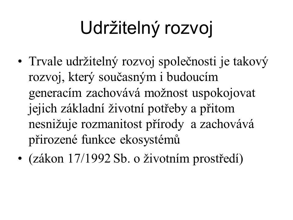 ČR v roce 2030 - vize stabilně se vyvíjející znalostní a post-industriální ekonomika Vysoký stupeň sociální soudržnosti ČR je společností, naplňující materiální a duchovní potřeby jednotlivce při minimalizaci soc.