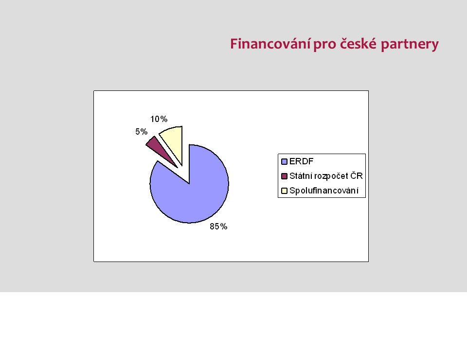 Financování pro české partnery