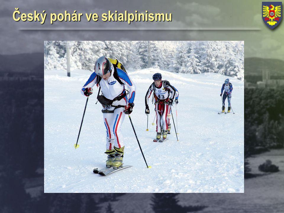 Rekreace v okolních horách - lyže