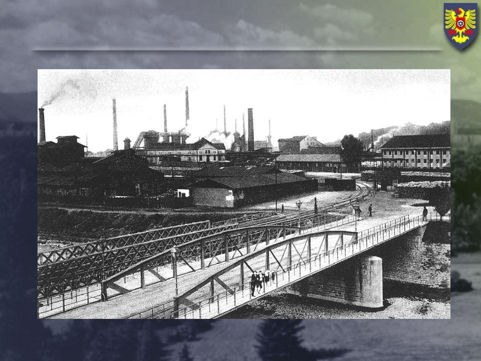 Třinecké železárny – průmyslový komplex Výroba – 2.3 mil.